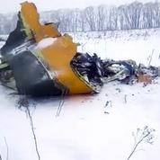 Aucun survivant dans le crash d'un avion de ligne près de Moscou