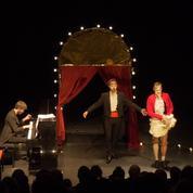 L'opérette joue la grande scène
