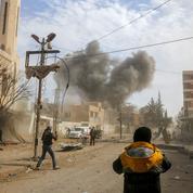 Syrie : la Ghouta, la dernière zone contrôlée par les rebelles aux portes de Damas