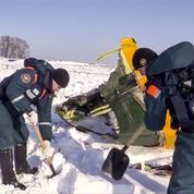 Crash en Russie : une boîte noire mettrait en cause les sondes Pitot
