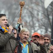 Ukraine: Kiev expulse le trublion Saakachvili en Pologne