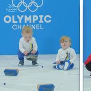 JO 2018 : les enfants remplacent les athlètes dans une vidéo hilarante