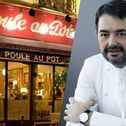 Jean-François Piège reprend La Poule au Pot