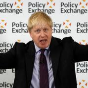 Boris Johnson se pose en rempart contre une «trahison» du Brexit