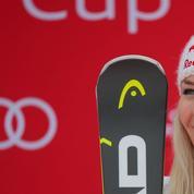 La skieuse Lindsey Vonn cherche son valentin sur Twitter