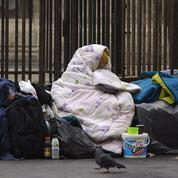La mairie de Paris organise un recensement des personnes dans la rue