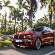 BMW X4 : un SUV en grande forme