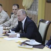 La Russie ne parvient pas à sortir le Moyen-Orient de l'impasse syrienne