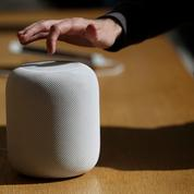 Les marques du HomePod d'Apple sur des meubles en bois font jaser sur Internet