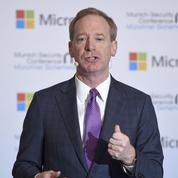 Microsoft se pose en champion de la cybersécurité