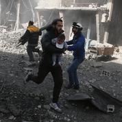 Syrie : des dizaines de morts dans des bombardements dans la Ghouta orientale