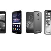Le meilleur smartphone à moins de 200 euros : le choix du Figaro pour 2018