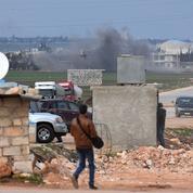 Syrie : «tirs d'avertissement» turcs contre des forces prorégime à Afrine