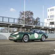 Aston Martin DB4 GT Zagato «2 VEV», la plus désirable des Aston en vente