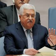 Proche-Orient : Mahmoud Abbas réclame une conférence internationale de paix