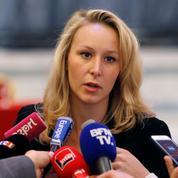 Marion Maréchal-Le Pen esquisse son retour lors d'une conférence à Washington