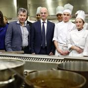 Régis Marcon: «La voie professionnelle a besoin de jeunes avec un bon niveau»