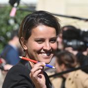 Najat Vallaud-Belkacem entre chez Ipsos