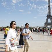 Après les années noires, Paris a attiré un nombre record de touristes en 2017