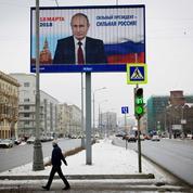 Russie : Poutine vers un quatrième mandat sans programme économique