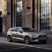 Volvo V60, le break prend du grade