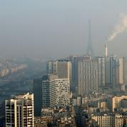 Nouveau pic de pollution dans le centre et le nord de la France