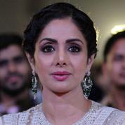 Décès de l'actrice indienne Sridevi, légende de Bollywood