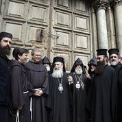 À Jérusalem, le Saint-Sépulcre fermé jusqu'à nouvel ordre