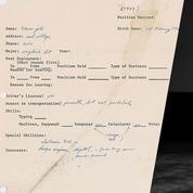 Un CV de Steve Jobs datant de 1973 vendu aux enchères