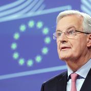Brexit: Michel Barnier pousse Theresa May au pied du mur