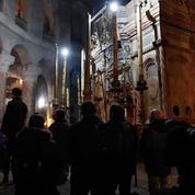 Après le gel de mesures israéliennes, le Saint-Sépulcre rouvre ses portes