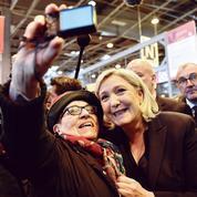 Marine Le Pen se rêve en porte-voix de la ruralité