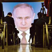 Poutine vante les nouvelles armes «invincibles» de la Russie