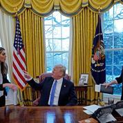 Déconvenues en cascade pour Donald Trump