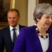 Brexit : Theresa May adopte une ligne plus réaliste