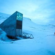 Norvège: le grenier de l'humanité s'adapte pour lutter contre le réchauffement climatique
