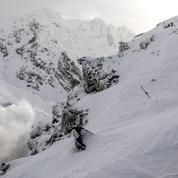 Un guide entendu après une avalanche qui a fait 4 morts dans les Alpes-Maritimes
