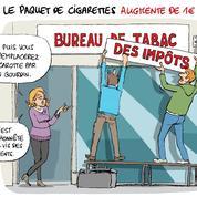 Le dessin d'Ixène: «Bureau des impôts»