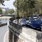 Voies sur bergeà Paris: le plan de Pécresse pour contrer Hidalgo