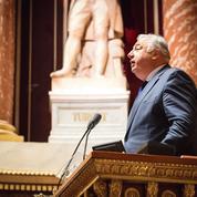 Gérard Larcher, l'homme qui dit non à Macron
