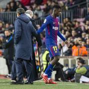 Le Barça s'inquiète de l'hygiène de vie de Dembélé