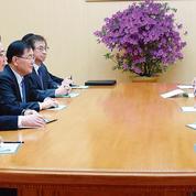 Kim Jong-un cajole la Corée du Sud