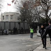 Turquie : des Irakiens projetaient d'attaquer l'ambassade américaine