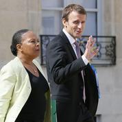 Réforme des peines : pour la droite, Macron «récidive» la politique de Taubira