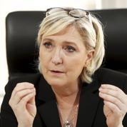 Marine Le Pen: «Il ne faut pas nous enterrer»