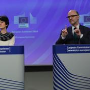 Bruxelles pointe onze pays en « déséquilibres économiques »