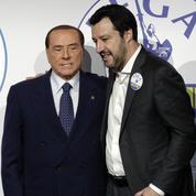 Italie : Berlusconi prêt à aider Salvini à former un gouvernement