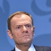 Brexit: «Seul un accord de libre-échange est possible», prévient Donald Tusk