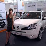 Renault s'associe avec Alibaba pour percer en Chine