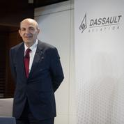 Aviation d'affaires : Dassault vise la reprise